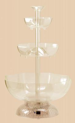 Cocktail-Brunnen, Fassungsvermögen 9 Liter, kann an das Stromnet