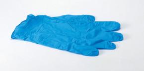 Nitril-Einweghandschuhe, Größe M, 100 Stück