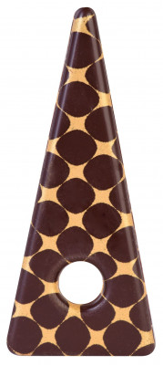 Schoko-Dreieck, 67x29mm, 48 Stück