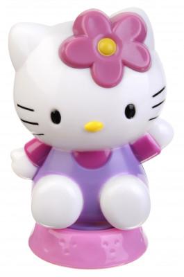 Hello-Kitty Figuren, Kunststoff, 2-fach sortiert, 9x4cm, 20 Stück