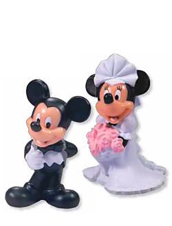 Brautpaar Minnie und Mickey Mouse